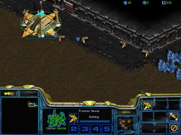星际争霸 1.09 硬盘版 2