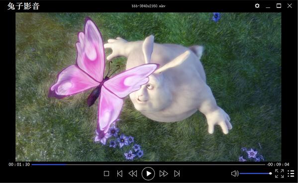 兔子播放器pc版 v1.2.5 官方最新版 0