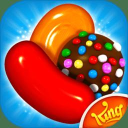 糖果传奇游戏(风靡全球消除手游)