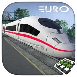 欧洲列车模拟euro手机版v3.2.8.8 安卓最新版