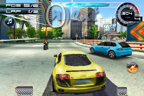 都市赛车5中文版破解版