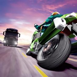 公路�T手破解版(Traffic Rider)