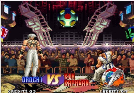 拳皇97风云再起完美版 自带WinKawaks模拟器 0