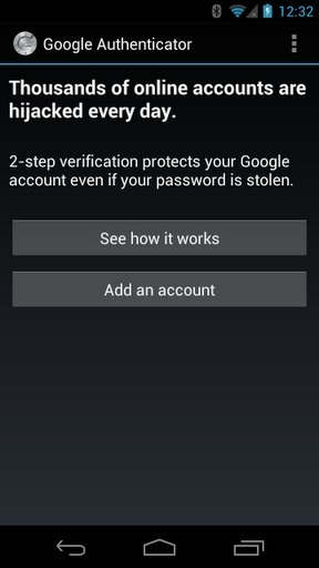 google身份验证器(Google Authenticator) v2.49 安卓版 1