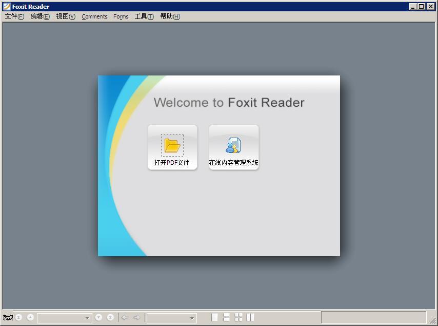 Foxit Reader Pro v3.3.1 Build 0518 多国语言版 0