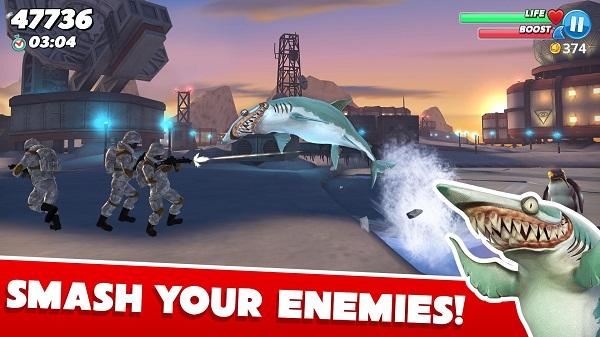 饥饿的鲨鱼世界无限钻石版 v0.4.0 安卓修改版 2