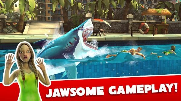 饥饿的鲨鱼世界无限钻石版 v0.4.0 安卓修改版 3
