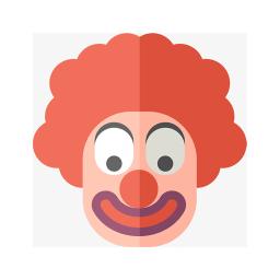小丑抓娃娃