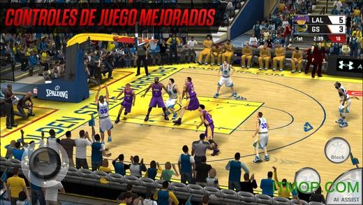 NBA2K17苹果手机版 v1.0 iPhone版 0
