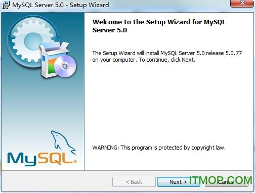 MySQL v5.0.67 For Windows 解压安装版 0
