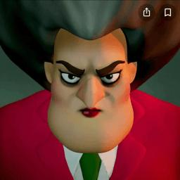 恐怖老师3d游戏