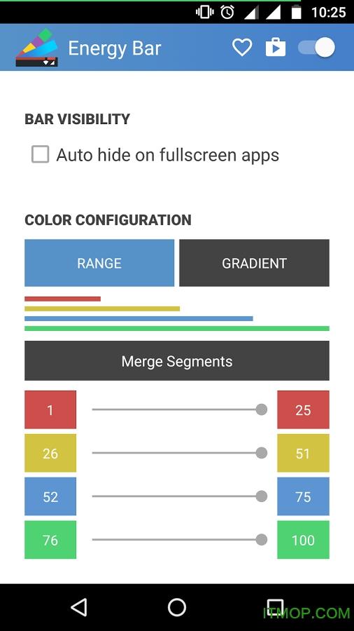 安卓电量条app下载|电池电量条(Energy Bar)下