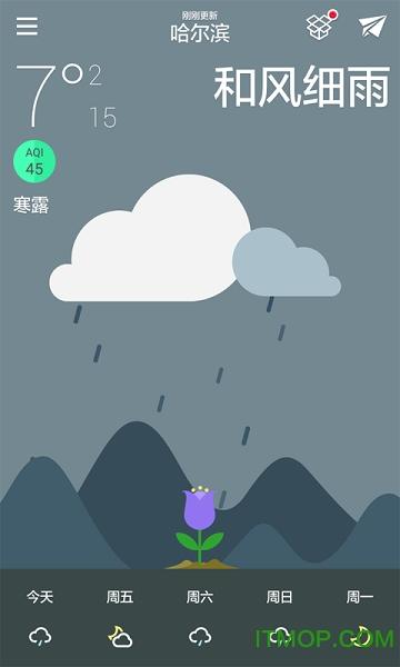 美丽天气客户端 v8.0.3.0 安卓版0