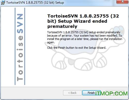 TortoiseSVN版本管理工具(svn客户端) v1.8.8.25755 32位中文版 0