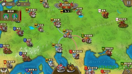 欧陆战争5帝国中文修改版for iPhone v1.5.0 苹果版 0