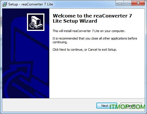 ReaConverter Lite中文版 v7.646 免费版 0