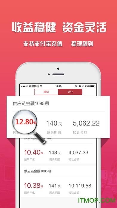 创客金融苹果版 v3.8.6 苹果ios版 2