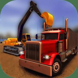极限卡车模拟器无限金币版(ExtremeTrucksSimulator)