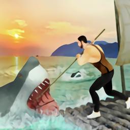 生存猎人木筏逃生