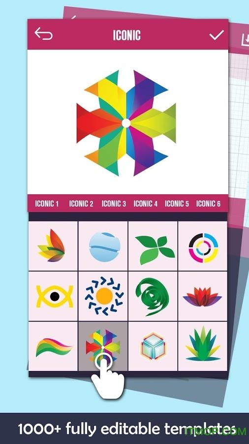 免费logo设计生成器(logo designer) v1.1.6 安卓版0