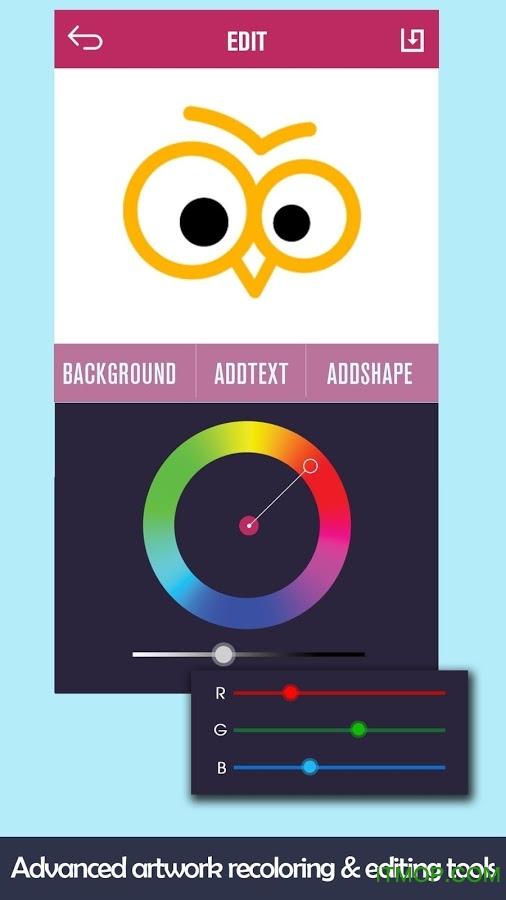 免费logo设计生成器(logo designer) v1.1.6 安卓版2