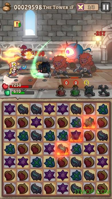英雄�y章2�O果手�C破解版(hero emblems 2) v1.06 iphone版 4