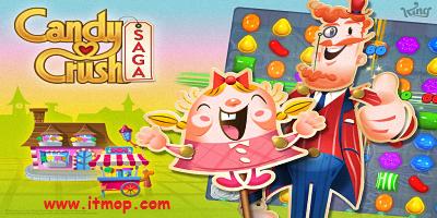 手机糖果游戏