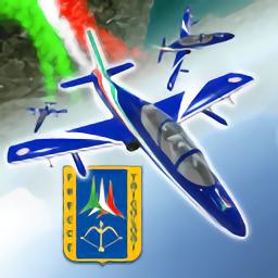 意大利飞行特技模拟游戏