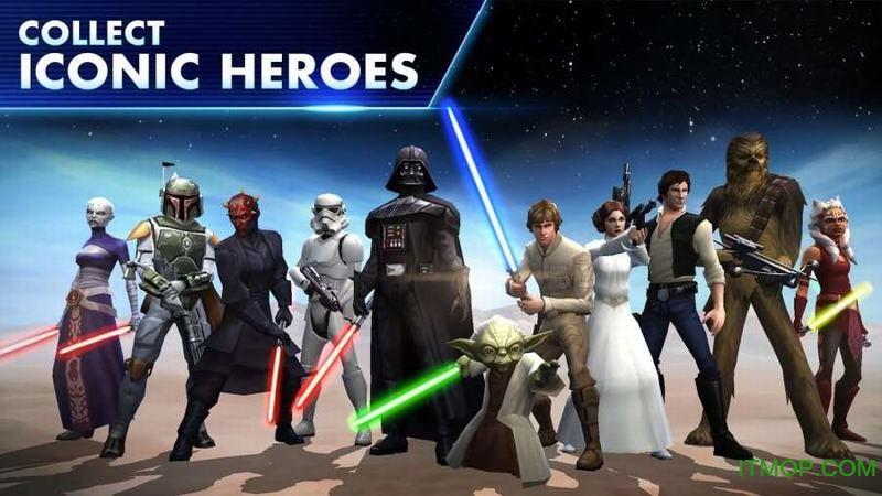 星球大战银河英雄传苹果手机版 v0.7.4 最新iphone版 2