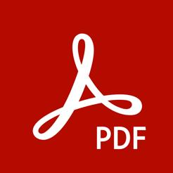 Adobe Acrobat Reader苹果版(PDF阅读器)