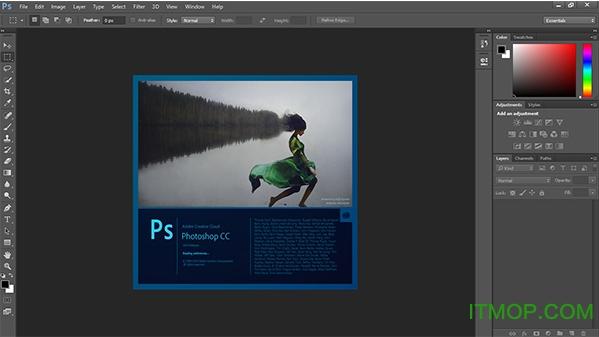 adobe photoshop cc 2017破解版 v18.0.0 简体中文免费版 0