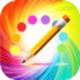 彩虹涂鸦app