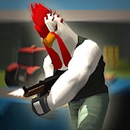 农场鸡的战争