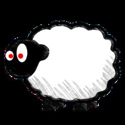 无聊的绵羊