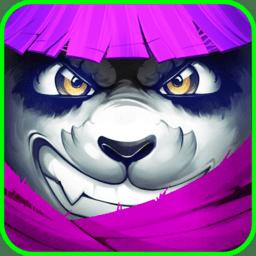 忍者熊猫跳跃无限金币版