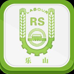 乐山智慧人社app