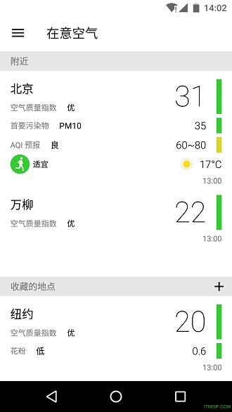 在意空气(air matters) v4.2.5 安卓版 0