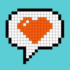 pixel4u按数字涂色