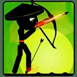 忍者弓箭手战斗