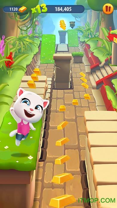 汤姆猫跑酷苹果手机版 v4.5.1 iphone版 3