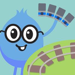 蠢蠢的死法疯疯癫癫的火车(Loopys Train Set)