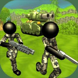 火柴人坦克战争模拟器