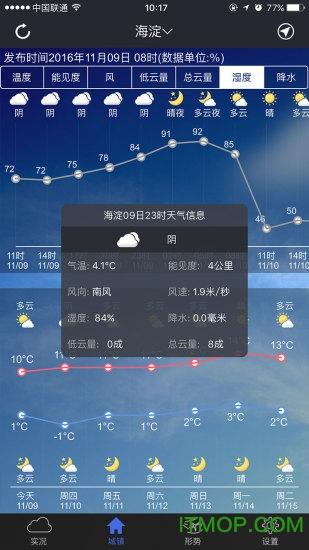 新宏气象官网 v4.0.1 安卓版1