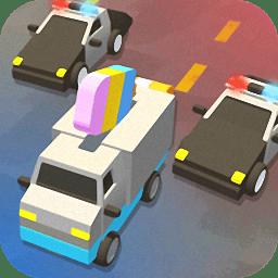 汽�逃亡�o限金�虐�(Car Escape)