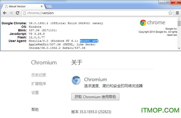 Chrome(谷歌浏览器)64位 v73.0.3683.86 32 官方正式版 0