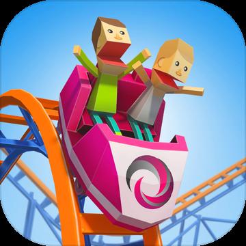 过山车建造师汉化版(Rollercoaster Creator Express)