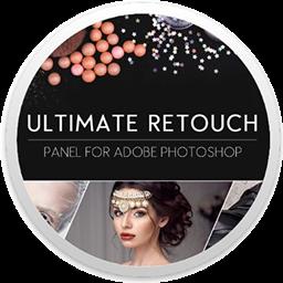 photoshop商业美容美白插件Ultimate Retouch Panel