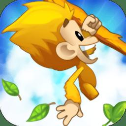 猴子香蕉游戏中文版