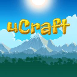 我的世界2d版汉化版(uCraft Free)