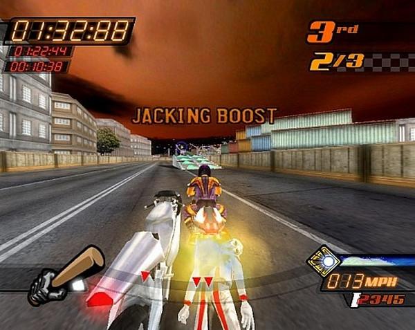暴力摩托2009